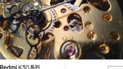 Redmi K30微距镜头