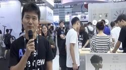 CES Asia 2018:出门问问展台采访