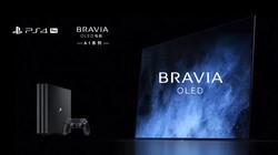 """""""游戏界的天作之合""""索尼OLED A1+PS4 Pro"""