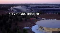 """""""乔布斯剧院""""已经建成 航拍到了它的样子"""
