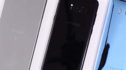 四大旗舰S8+索尼XZP-HTCU11-iPhone7p(上)