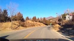 极路客T3记录仪山路行车视频