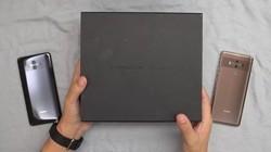科技全视角:保时捷Mate 10开箱 与标准版Mate 10 Pro有这些差别