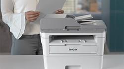 兄弟打印机 按需供粉系列 黑白激光打印产品