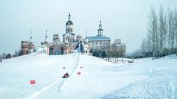 千里冰封 体验哈尔滨冰雪奇缘