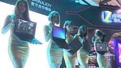 Chinajoy2016中关村在线展台炫龙品牌日活动