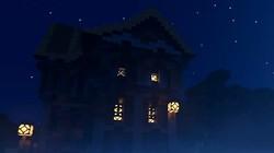 英伟达(日本)官方制作的《我的世界》光线追踪演示视频