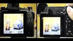 佳能G1XIII VS 索尼A6300--操控体验对比