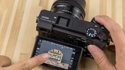 索尼A6500实时取景对焦展示