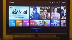 新中产用户的首选 tcl55c7电视语音操作演示