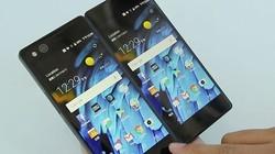 中兴Axon M双屏折叠手机上手视频