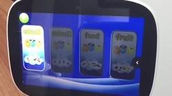 教育监护机器人糖猫在家R1:巧背单词