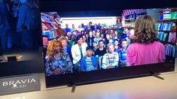 CES2020:SONY声画表现更强的 8K 电视