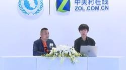 2017江苏电动车展:专访南京曹记汽摩销售有限公司总经理 曹华奎