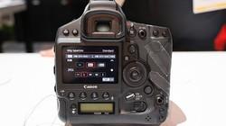 CES2020:连拍速度无敌,对焦精准可靠,佳能1D X Mark Ⅲ现场上手