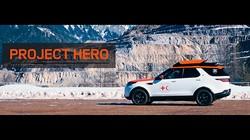 路虎发布新越野车 搭载无人机可用于救援