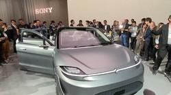 CES2020:索尼展台概览 汽车最抢眼!