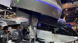CES2020:Bell展示土豪专用飞行器