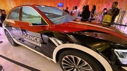 CES2020:奥迪展示全新无人驾驶概念车