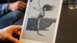 科技早报:索尼再发神器 电子墨水屏幕