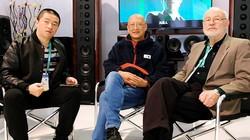 CES2020:专访惠威科技董事长姚洪波和高级音响顾问 Frank Hell