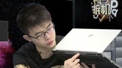 拆机pa:八代标压酷睿的窄边框游戏本机械师F117-8拆机探秘