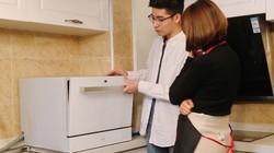 到底谁洗碗?老板洗碗机解决年轻夫妻大难题