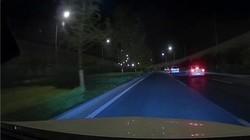 盯盯拍MIX3记录仪夜晚行车视频