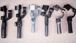 六款手机稳定器对比测试