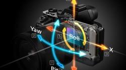 索尼五轴光学防抖演示