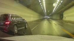 mini ONE记录仪隧道行车视频