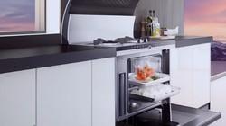 火星人X7Z集成灶多线程烹饪