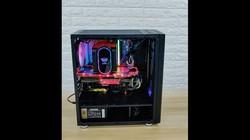超频三散热器 灯效展示