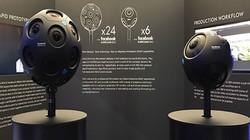 Facebook发布两款6 DoF 3D 360度相机