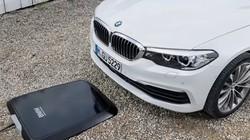 停车即充电 宝马发布汽车无线充电技术