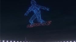 一分钟科技:英特尔1218架无人机闪耀冬奥会