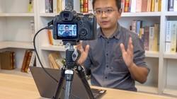 佳能相机WebcamUtility直播软件
