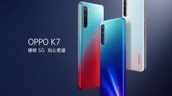 OPPO K7硬核双模5G 拍照智能手机
