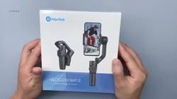 评测飞宇VLOGPocket2手机稳定器,新一代Vlog神器,459元值不值?