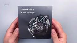 评测TicWatch Pro3智能手表,e-SIM卡+全功能,1999元值不值?