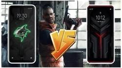 黑鲨3S对决拯救者电竞手机Pro 你选谁?#黑鲨手机 #联想手机 #小米