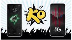 黑鲨3S对决红魔5S 选黑选红?#黑鲨手机 #小米 #红魔