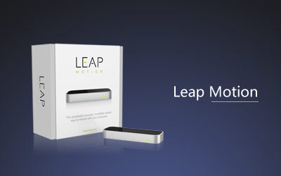 First Look——Leap Motion