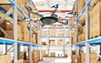 RFly无线系统让无人机帮忙找包裹