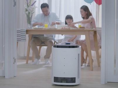 是机器人,也是家人 科沃斯沁宝AA30 - TVC