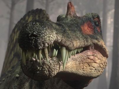 爱奇艺奇遇VR一体机《恐龙星球》