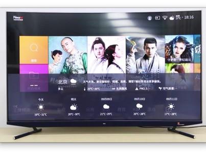 TCL C5电视 AI语音功能测试
