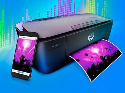 """一台""""会唱歌""""的打印机"""