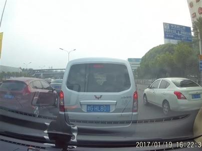 大智N20记录仪隧道视频