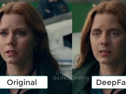 科技早报:人工智能识别Deepfake换脸术